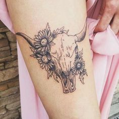 25 Best Taurus Tattoo Ideas & Bull Tattoos For Taurus Zodiac Signs