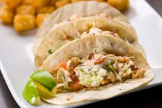 White Fish Tacos | The Dr. Oz Show