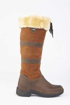 Dublin Eskimo River Fleece Boot www.totalhorse.co.uk