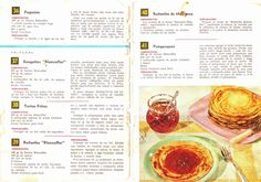 Recetario blancaflor 10/12 Scones, Tapas, Cabbage, Muffin, Food Porn, Food And Drink, Menu, Vegetables, Nile River