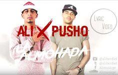 Ali - La Almohada ft Pusho