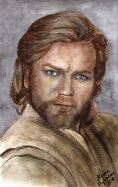 Obi-Wan by AlyonaSkywalker on DeviantArt