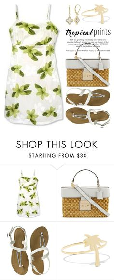 """""""Tropical Paradise 3577"""" by boxthoughts ❤ liked on Polyvore featuring Jennifer Meyer Jewelry"""