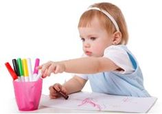 7 Tips to Help Toddlers and Preschoolers Develop Pre-Writing Skills!