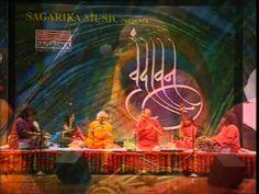 Bhajan in Raag Kedar   Jugalbandi Pt Jasraj & Pt  Hariprasad Chaurasia