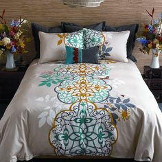 Superior Blissliving Home U0027Shangri Lau0027 Duvet Set.would Live This In A Guest Room