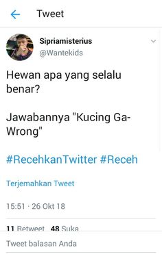 Quotes Lucu, Jokes Quotes, Sarcastic Quotes, Funny Tweets Twitter, Twitter Quotes, Memes Funny Faces, Funny Texts, Funny Quotes About Life, Life Quotes