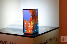 Huawei Mate X: Huawei releases a foldable phone to take on Samsung's Galaxy Fold Android One, Behind The Glass, Mobile World Congress, Big Battery, App Support, Smartphone News, Phone Icon, Curved Glass, Best Phone