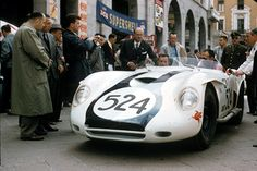 Americans at the Mille Miglia http://klemcoll.wordpress.com/2013/04/27/americans-at-the-1957-mille-miglia/