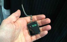 Tom Ford Designed Apple Pocket Watch Turns Back The Clock - Pursuitist #apple…