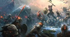 Diretor revela que God of War contará com chefes opcionais
