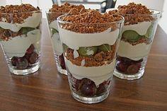 Dessert mit Weintrauben (Rezept mit Bild) von olgab1 | Chefkoch.de