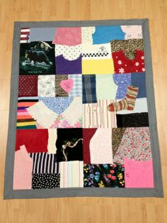In Memory Of Quilts |