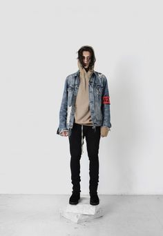 424 on Fairfax Focus on Current Events With Fall/Winter 2015 Lookbook | Highsnobiety