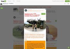 flygcforum.com ✈ RAF BOMBER BOYS ✈ Legendary Lancaster Heavy Bomber ✈