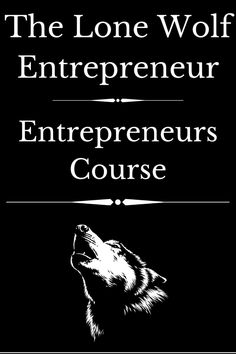 This book details what is needed to survive and thrive as a solo entrepreneur. Some examples of topics covered include. Building an Empire Vs building an Existence. Self-Discipline and Self-Motivation. Time Management. Money Management. The Internet. Social Media. This book also contains a basic step by step to guide to setting up your own online business #soloentrepreneur #lonewolfentrepreneur #entrepreneur #femaleentrepreneur #homebusiness #workfromhome #businesstips #business #books