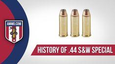 44 S&W Special Ammo - History #AmmoHistory #Ammo #44Special #44SpecialAmmo #44SpecialAmmoHistory