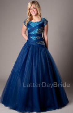 6e458132f8d 28 Great Modest dresses (Latter Day Bride and Prom) images