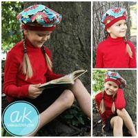 Fleece Hat Pattern for Kids