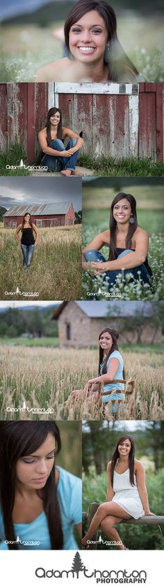 Senior Pictures | Colorado Photographer | Adam Thornton Photography | Senior Girl