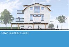 SUPER - 3-Zi-Terrassenbalkonwohnung, Neubau, an der Glan! Terrassenwohnung Wals (2RZBZ4B) Style At Home, Super, Austria, Mansions, House Styles, Home Decor, Moving Companies, New Construction, Real Estates