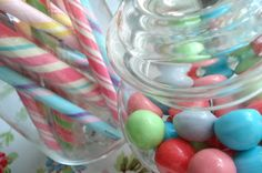 Candy!: I always have a stash of candy arounds...