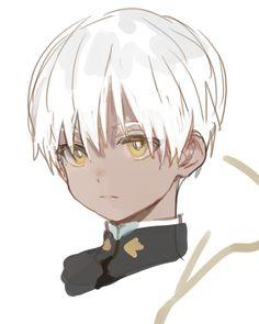 Cool Anime Guys, Cute Anime Boy, Chibi Eyes, Anime Boy Zeichnung, Black Anime Characters, Anime Child, Estilo Anime, Art Reference Poses, Boy Art