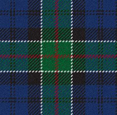 Colquhoun- our family tartan