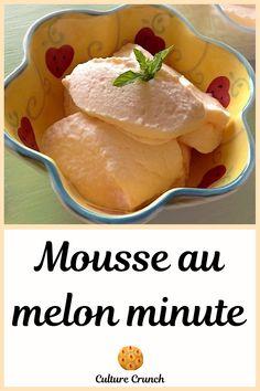 Mousse Dessert, Cuisine Diverse, Diy Food, Sorbet, Gluten Free Recipes, Entrees, Biscuits, Deserts, Food And Drink