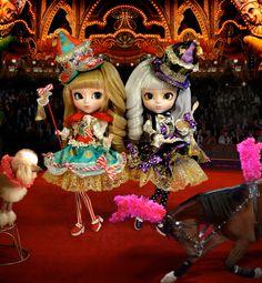 Carnival girls Pullip