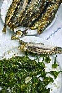 memories..sardinas a la plancha
