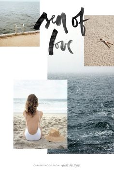 sea of love l moodboard