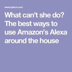 Amazon Echo Tips, Amazon Hacks, Alexa Music, Alexa Voice, Alexa Dot, Alexa Echo, Alexa Tricks, Alexa Commands, Amazon Alexa Skills