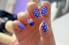 Cupcake nails, by me Sexy Nails, Nail Designs, Cupcake, Nail Ideas, Fashion Beauty, Finger Nails, Nail Design, Cup Cakes, Nail Art Ideas