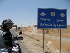 Giordania verso l'Arabia...