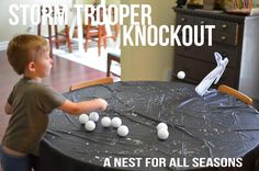 A Nest for All Seasons: The 6 Biggest Problems with Kid's Birthday Problems and How to Fix Them