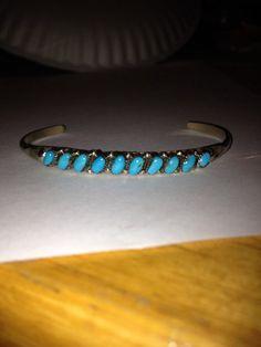 #Turquoise #Sterling #Cuff #Bracelet #Zuni #vintagejewelry #turquoisecuff #zunijewelry #turquoisebracelet http://etsy.me/17sT0TM