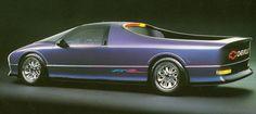 1989 Chevrolet XT-2 - Концепты
