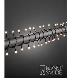16,90 EUR   <ul><li>LEDin väri: Lämmin valkoinen</li><li>80 x LED</li><li>IP44</li><li>Ulkokäyttöön hyväksytty</li><li>Virtajohdon pituus 5 m</li><li>Kokonaispituus 1132 cm</li><li>Valaistu osuus 6,32 m</li><li>Lamppujen väli 8 cm</li></ul>