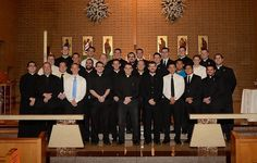 Ordination of Deacons, May 23, 2015 By Kevin Haggenjos - Diocese of Fort Wayne-South Bend - Picasa Web Albums