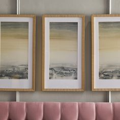 Found it at Joss & Main - 3-Piece Sable Island Framed Painting Print Set