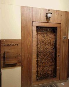65 Ideas Main Door Jali Design Modern For 2019 Main Gate Design, Main Entrance Door Design, Entrance Design, Modern Interior Design, Door Design Modern, Front Door Design, Modern Exterior