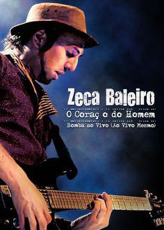 Zeca Baleiro - O Coracao Do Homem-Bomba Ao Vivo (Ao Vivo Mesmo) - Zeca Baleiro performs 'Voc? ? M?,' 'Telegrama' and other songs in this set of performances: a concert in Belo Horizonte and an in-studio recording.