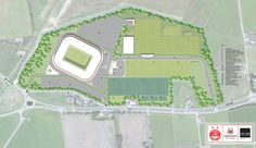 Aberdeen Football Club unveils new relocation plans : Aberdeen FC