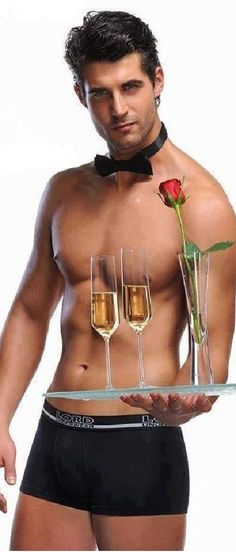 Red Gowns, Shirtless Men, Happy Valentines Day, Beautiful Men, Hot Guys, Handsome, Cosplay, Mens Fashion, Celebrities
