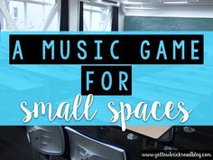 The Yellow Brick Road: A Music Game for Small Spaces Music Lessons For Kids, Drum Lessons, Piano Lessons, Singing Games, Music Games, Music Mix, Piano Games, Drum Music, Singing Tips