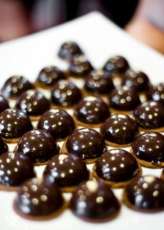 Achacha Launch at Baroque Bistro - The Rocks, Sydney CBD, NSW {Rich Goodness of Dark Glossy Chocolate Domes}