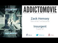 Insurgent - Trailer #1 Music #1 (Zack Hemsey - See What I've Become)