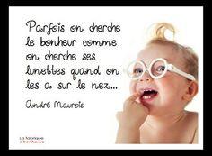 bonheur et lunettes by La Fabrique à Bonheurs, via Flickr
