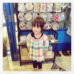 with Brown as a berry blouse www.brownasaberryshop.com #brownasaberry #kids